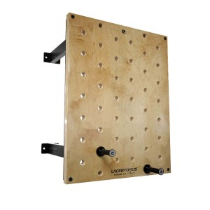 Peg Board 90cm (wall) Single equipment Lacertosus