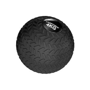 Slam-Ball 4 KG PRO Slam Balls Anti Rimbalzo Lacertosus