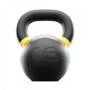 Kettlebell Russian Black 16 kg-II Russian Black Lacertosus