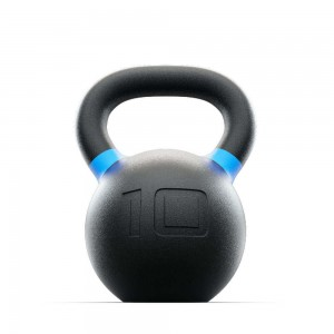 Kettlebell Russian Black 10 kg Russian Black Lacertosus