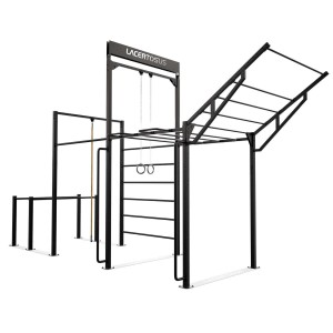 C-RIG5 Outdoor/Indoor Calisthenics RIG Lacertosus