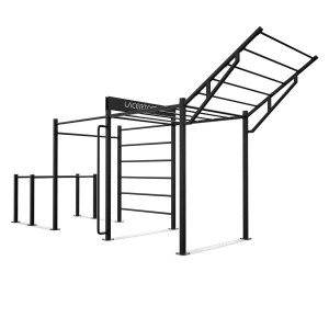 C-RIG4 Outdoor/Indoor Calisthenics RIG Lacertosus
