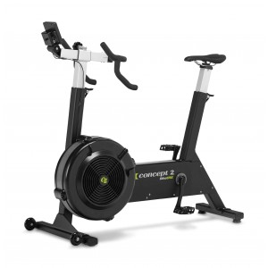Concept2 BikeErg (PM5) Attrezzi cardio per palestra Lacertosus