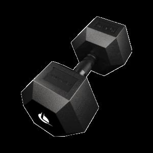 Manubrio PRO HEX Rubber 27.5 Kg Manubri Esagonali (hex)