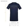 T-shirt Black S Abbigliamento Fitness Lacertosus