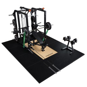 Pro Power Rack EXTREME set 5