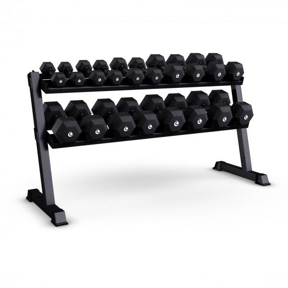 Dumbbells Set + Rack 5 - 30 Kg
