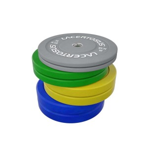 SET TRAINING Bumper Color - 100 KG