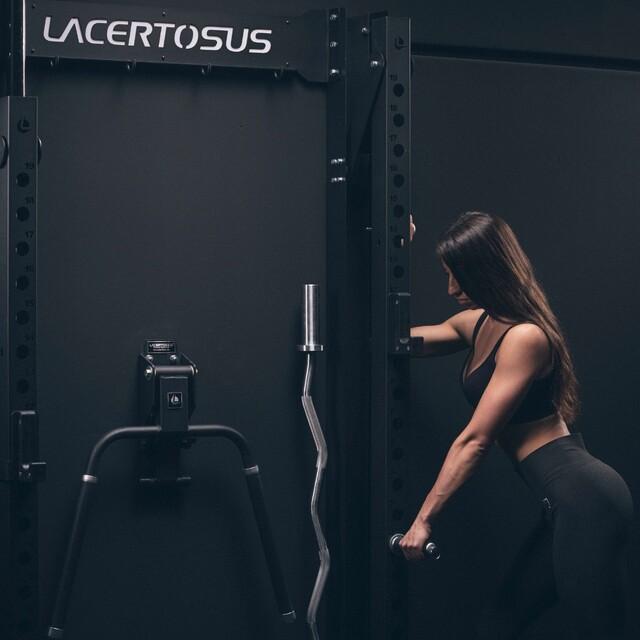 FOLDABLE RACK - il nostro Rack richiudibile brevettato▪ innovativo, stabile e robusto, perfetto per la tua #homegym 💪 o #ptstudio🇬🇧 FOLDABLE RACK - our foldable patented Rack ▪️Innovative, stable and robust, perfect for your homegym or #ptstudio#lacertosus #lacertosusequipment #garagegym #gym #fitness #palestra #training #fit #palestraitalia #crosstraining #bodybuilding #powerlifting #bilanciere #dip #rack #powerrack #foldablerack #foldabledip #foldable #allenamentofunzionale #allenamentoacasa #pullups #workout #workoutoftheday #wod #attrezzipalestra #pocospazio #foldablegym💻Web: www.Lacertosus.com ✉Preventivi e informazioni: info@lacertosus.com 🚚Trasporti attivi in tutta Italia ed estero ➡️Taggaci nelle tue foto @lacertosus_equipment